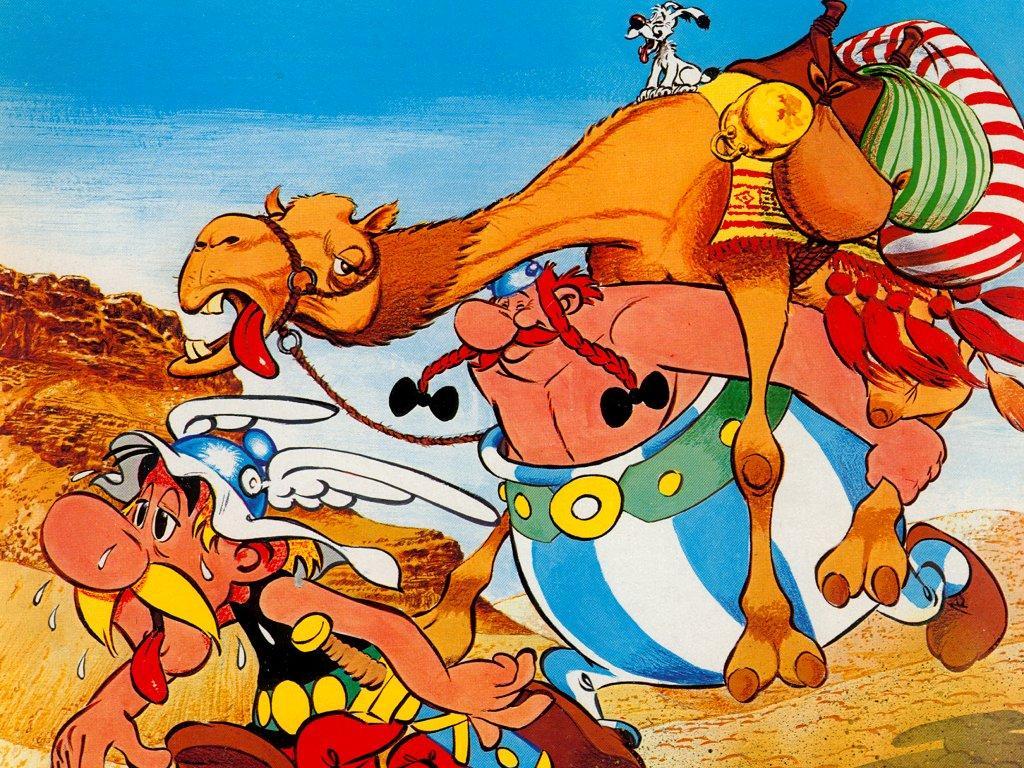 Citaten Asterix En Obelix : Astérix insustentável leveza