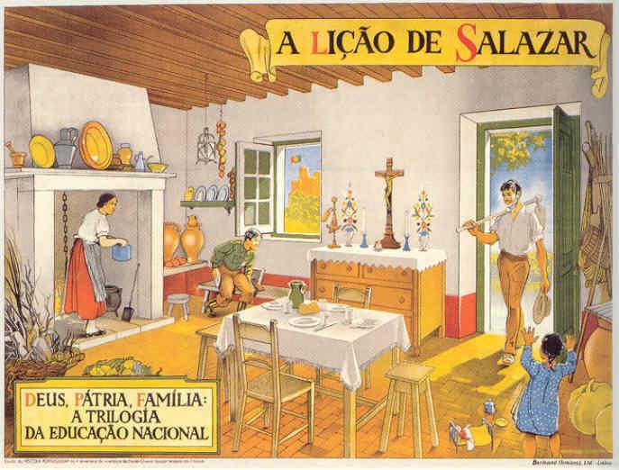 A licao de Salazar