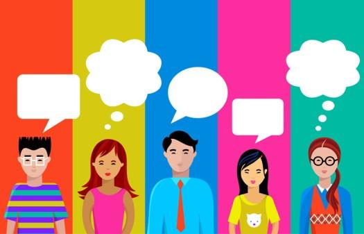 kit-com-pessoas-colorido-falando