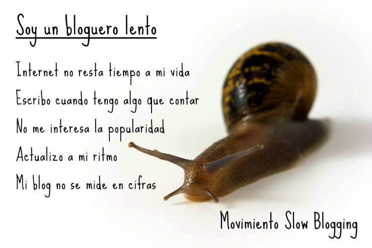 slowblogging